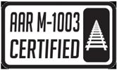 American Association of Railroads Certified