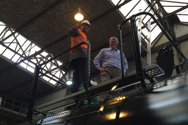 Railcar Linings Photo