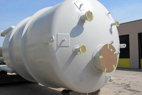 Cation Tank Photo