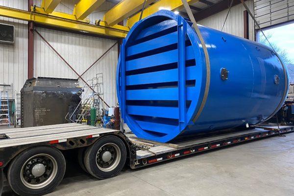 Custom Pressure Vessels Photo