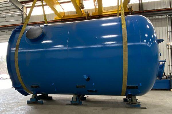 Custom Pressure Vessels Manufacturer Photo