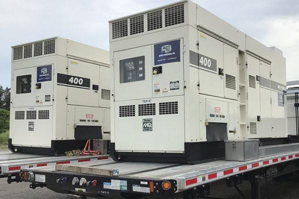 Industrial Air Conditioner Rental Generators