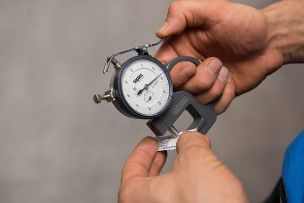 Micrometer Testing