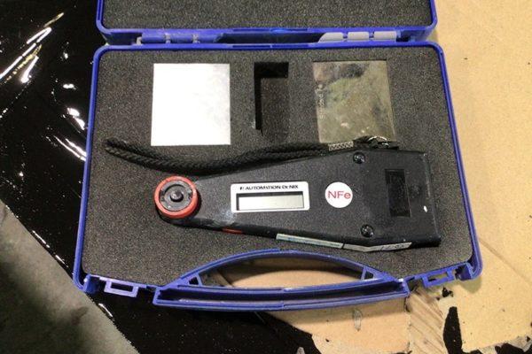 Tank Inspection Tool